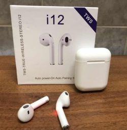 Ακουστικά AirPods i12