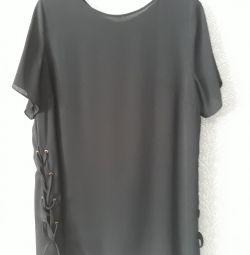 Μεγάλη μπλούζα μεγέθους boho