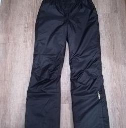Новые горнолыжные штаны