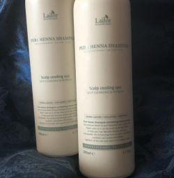 Henna Șampon de întărire
