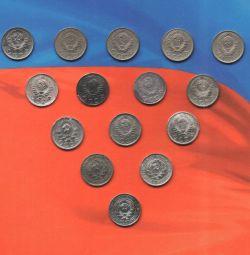 10 monede penny din colecția de sfaturi timpurii