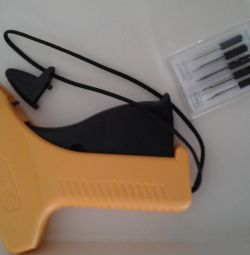 Этикет-пистолет Motex MTX-05R игольчатый + иглы