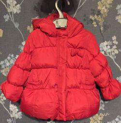 Νέο παλτό Zara