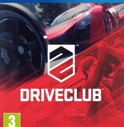 PS4 Games - DriveClub, Gran turismo