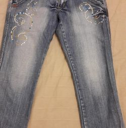 Capri jeans 44-46 p. άριστη κατάσταση