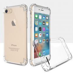 Case for iPhone 7 transparent