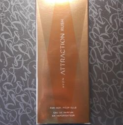 Perfumed water from AVON