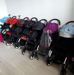 New strollers baby time color mini mouse, etc.