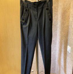 Pantaloni Cambridge pentru fată mărimea 158