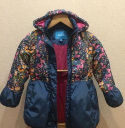 Зимова куртка Twinki