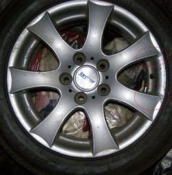 Alloy wheels Alutec V Germany