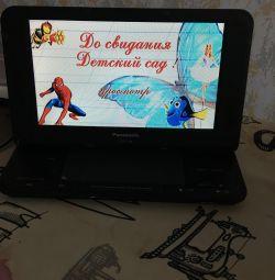 DVD player portabil