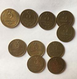 Sovyet paraları