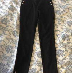 Чeрные брюки Love Republic