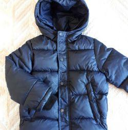 Куртка зимова ZARA р.116