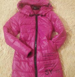 Park 46/48 pink jacket female