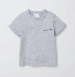 Yeni Tişört H & M