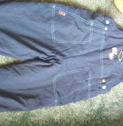 Pantaloni încălziți pentru creștere de 86-96 cm + REGAL