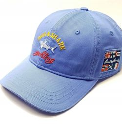 Ανδρικό καπέλο μπέιζμπολ Paul and Shark (μπλε)