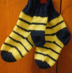 Визнано гольфи і шкарпетки на дітей