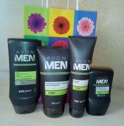 Set of men's