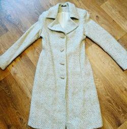 Coat θηλυκό φθινόπωρο νέα