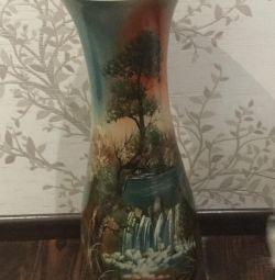 Vazo büyük yüksek