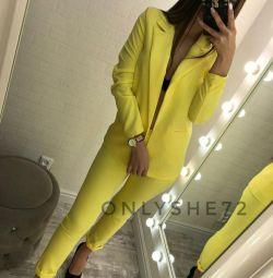 Suit New