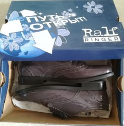 Low shoes new Ralf Ringer, r-37 (38)