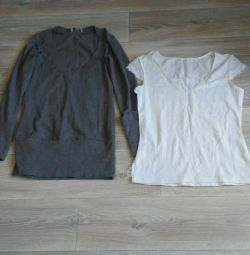 Μπλουζάκι με μπλουζάκι
