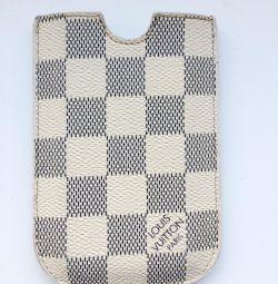 Θήκη για το iPhone 4 Louis Vuitton