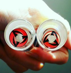 Lenses Naruto Sharingan