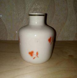 Vase USSR faience