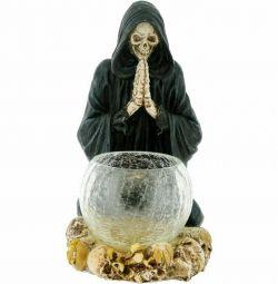 Подсвечник Ангел смерти, Молитва, рипер Nemesis