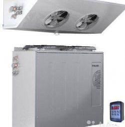 Установка оборудования для холодильных камер