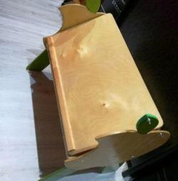 Tabelul de transformare Lemn natural din lemn