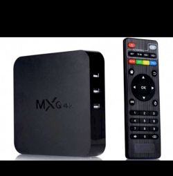 Smart TV приставка MXQ 4K Ultra HD