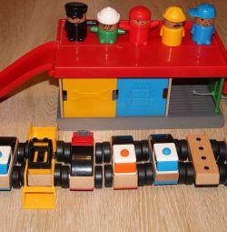Lillabu's Ikea Toy Set