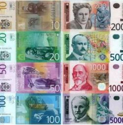 Money of Serbia