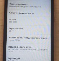 Smartphone BQ BQS-5020 Strike