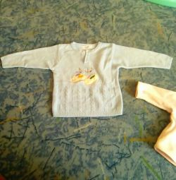 2-3 g sweater