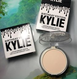 Kylie çift toz