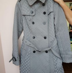 Новое пальто размер S