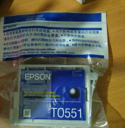 Epson T0551 Cartridge.