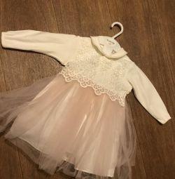 Elegant dress for baby