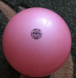 Ball for thin gymnastics