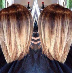 Pini de păr cu lungime medie