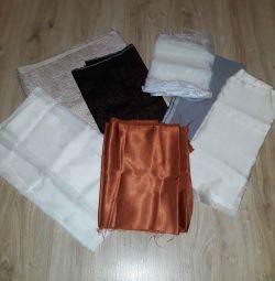 Остатки ткани