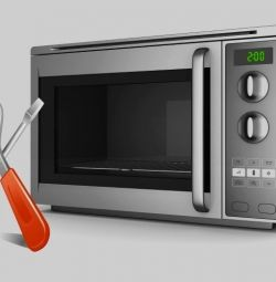 Repair and purchase of microwave ovens (microwave)