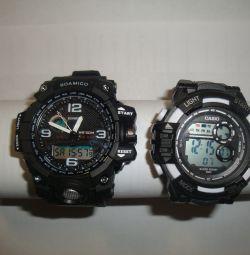 Часы boamigo Water resistant - новые
